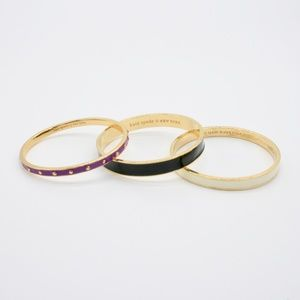 Kate Spade New York Bangle Set